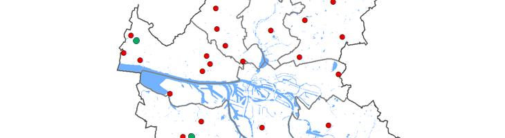 Grundwasserstände Hamburg