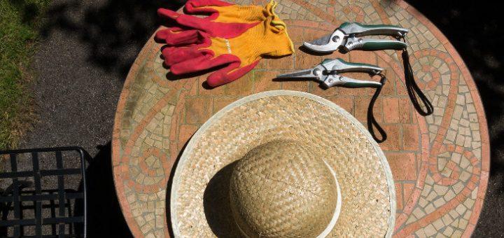 Arbeitsschutz im Garten
